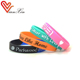 Best wristband, rubber silicone bracelet/Customized Logo OEM Design bracelet