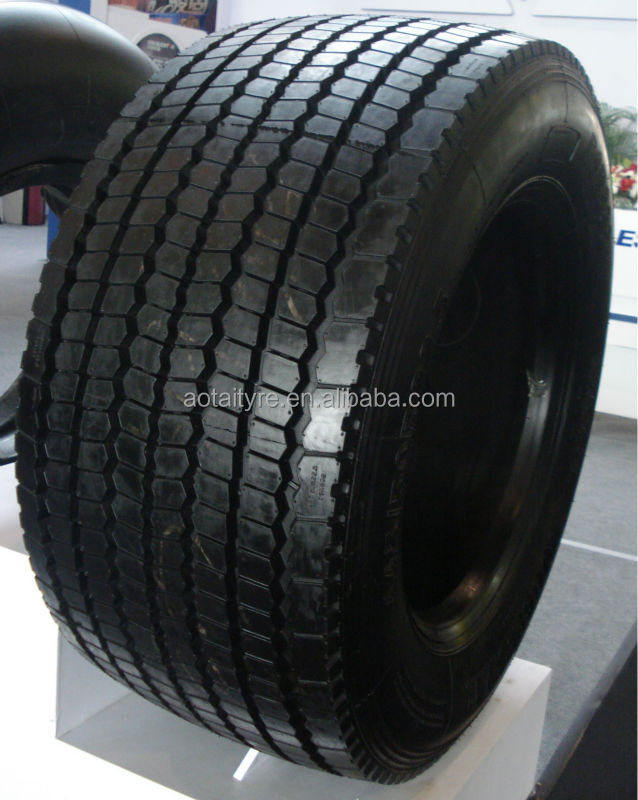 Chinese Linglong brand high quality good price truck tires 435/50R19.5