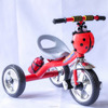 2017 china hotsale cheap high quality EVA wheel child trike tricycle bike for kids