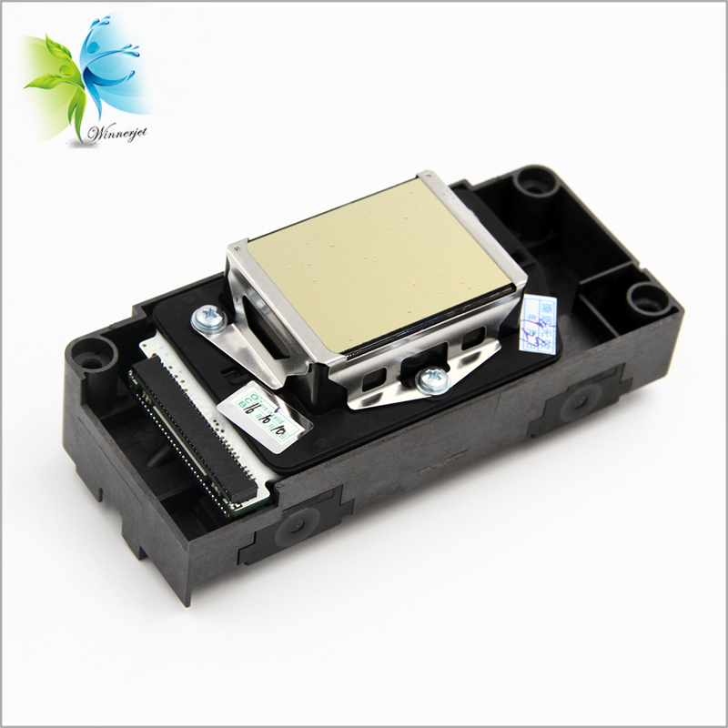 Original Genuine F186000 Textile Printhead for Epson DX5 printhead R1900 R2000 R2880 printer parts