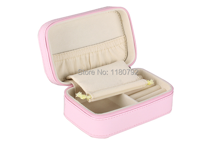 Buy [ROWLING] Faux Leather Jewelry Box Beads Ring Bracelet Storage Box Jewelry Organizer Gift Travel Case ZG038 in Cheap Price on m.alibaba.com  sc 1 st  Alibaba : faux leather jewelry boxes - Aboutintivar.Com