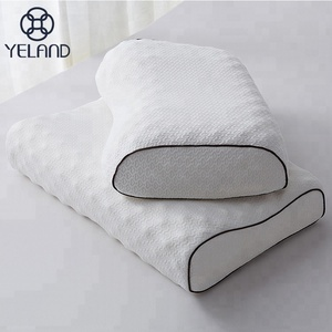 Good air permeability natural latex foam rubber pillow
