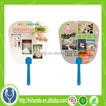 Factory new Summer mini hand fan plastic