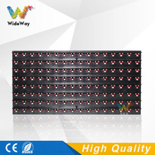 Waterproof P16 red green outdoor high way display module led display panel