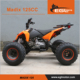 Madix 125CC gas ATV cheap for sale with CE
