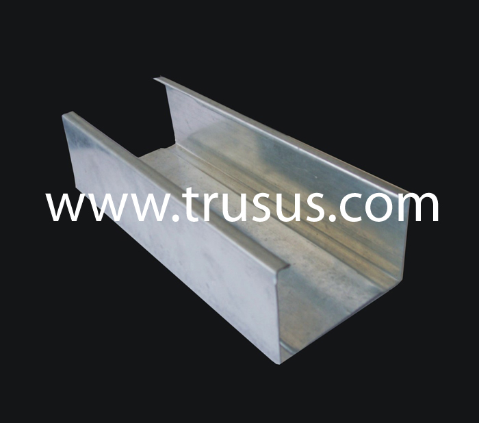 TRUSUS Brand Steel Window Profile