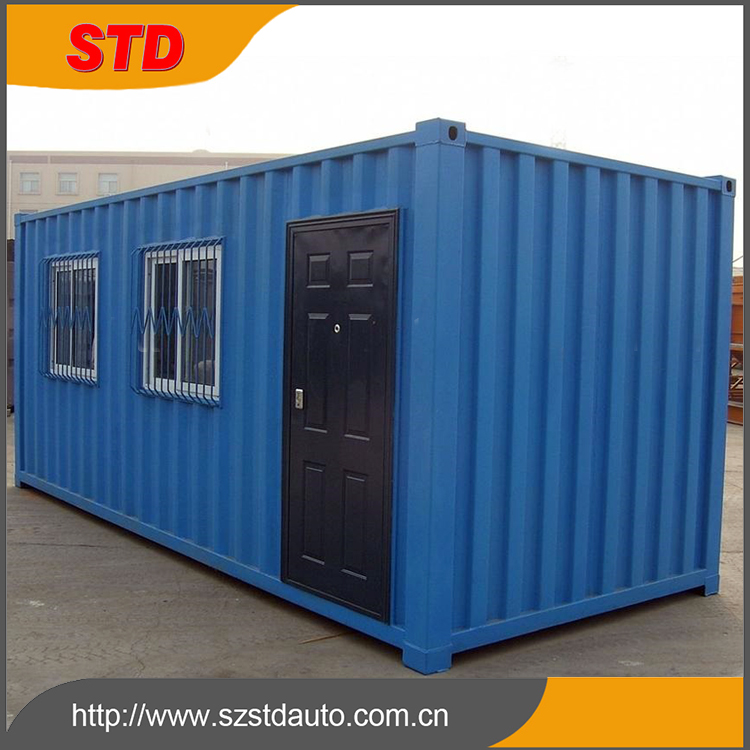 China 20ft shipping container house luxury
