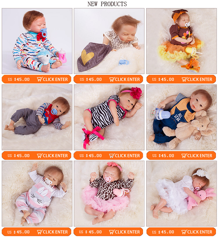 Otard Dolls fashion doll baby and cheap reborn babies with lifelike vinyl dolls