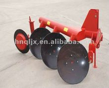 1LYX series disc plough ,plow, for 30hp to 120hp farm tractors, rugged & strong farm implement
