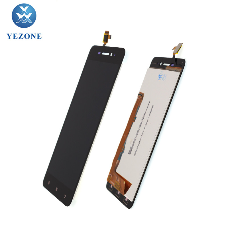 c664c5031bb43e Mobile Phone Spare Parts LCD Touch Screen For Lenovo S60 Black Lcd Display  Assembly Replacement
