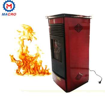 Small Size Wood Pellet Stove / Heater For Home Use - Buy ...
