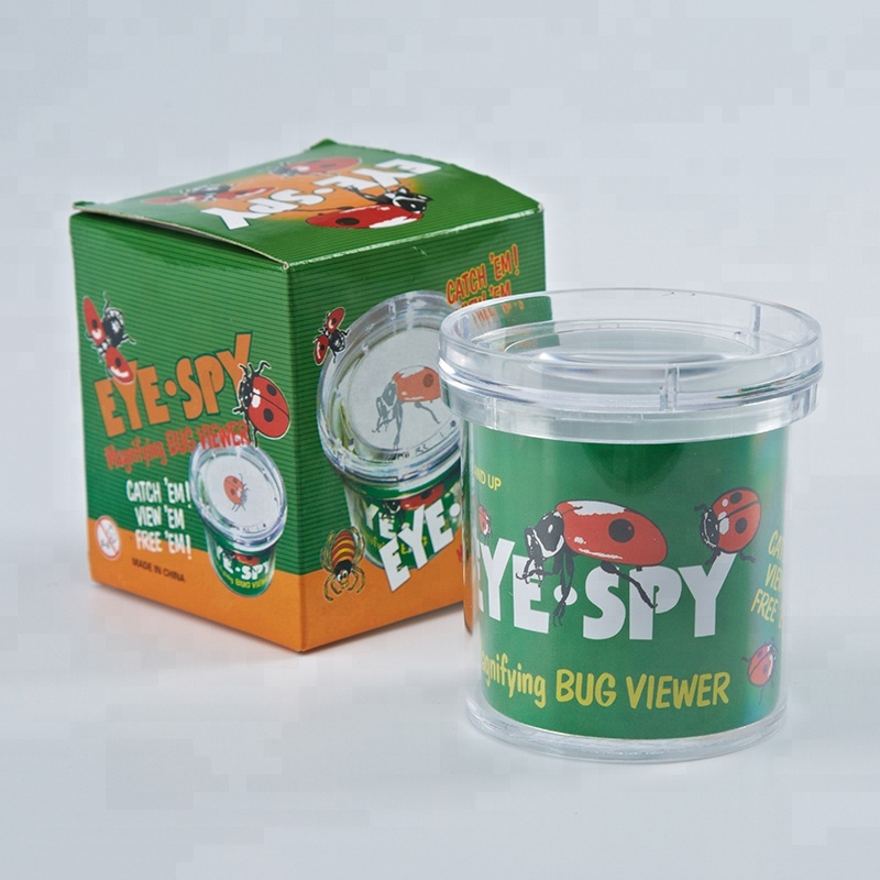 Early Education Toy Insect Magnifier Box For <strong>Kid</strong>