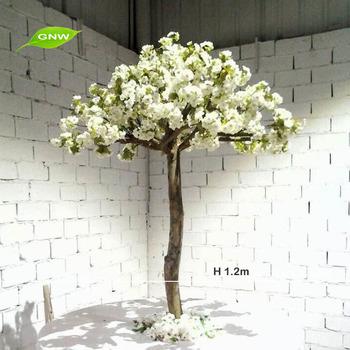 Gnw ctr1505006 hot sale white mini wedding cherry flower tree gnw ctr1505006 hot sale white mini wedding cherry flower tree stand centerpieces junglespirit Choice Image