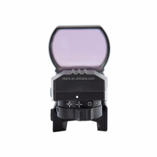 Spike New Holographic Red Dot Reflex Sight /Open Red Dot Scope Black 4 Type Reticle for Rifles, Pistol