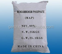 China Low Price Mono Ammonium Phosphate 12-61-0 MAP Fertilizer