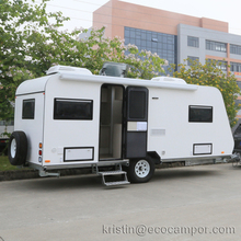 OEM Off Road High Quality Travel Trailer Caravan For Sale