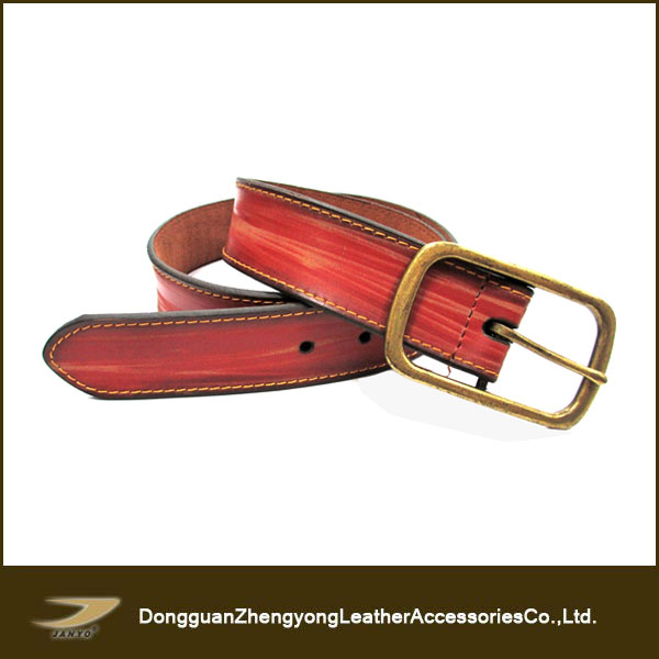Handmade Needlepoint Western Retro Fashion Casual Belt For Men