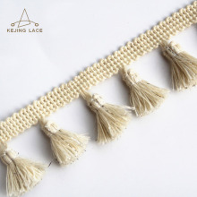 2018 New Arrival Handmade Textile Accessories Wholesale Tassel Fringe