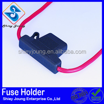 auto fuse holder 8ga 80a customized taiwan wiring harness buy auto fuse holder 8ga 80a customized taiwan wiring harness