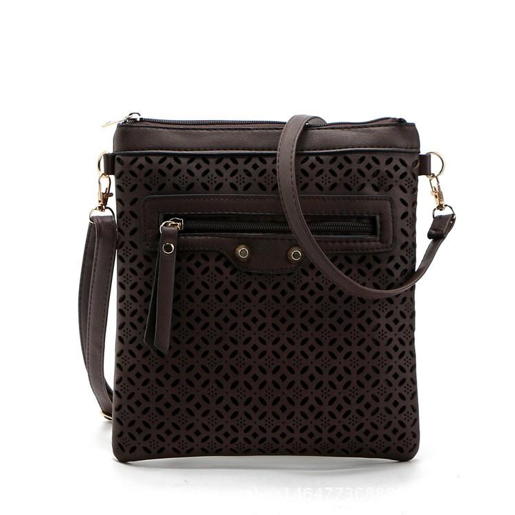 Mujer Bolso Satchel Pu Cuero Borla Hombro Messenger Bag T
