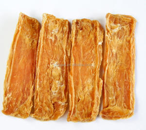 NATURAL CHICKEN CUT SLICE HIGH PROTEIN LOW MOISTURE SAFE HEALTHY SNACK