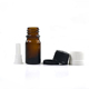 hot sales 5ml 10ml 15ml 30ml amber glass essential oil bottle with euro dropper cap