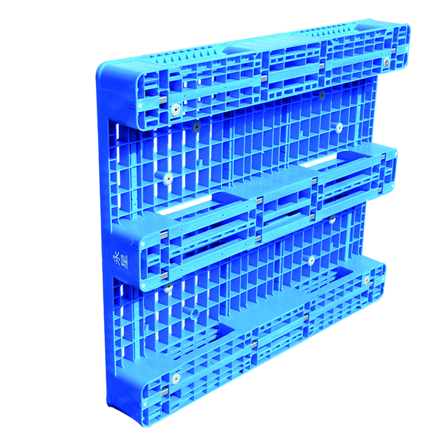 Lowes cost new four way entry HDPE plastic argo pallet manufacturer