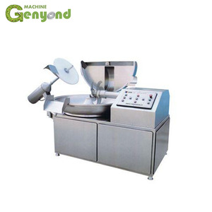 salad meat cutter bowl for sausage making machine