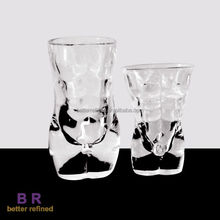 Precio barato mini whisky copa unique shot glass