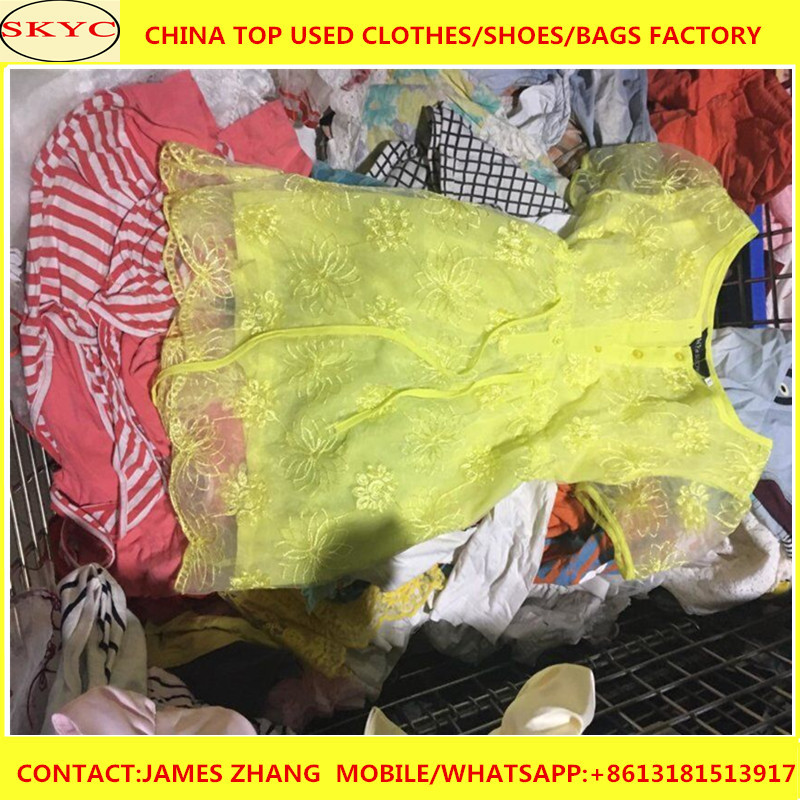 Used baby clothes bales used children clothing