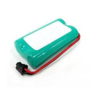 Empire Cordless Phone Battery 2.4 Volt, Ni-MH 1500mAh - Replacement For PANASONIC HHR-P506