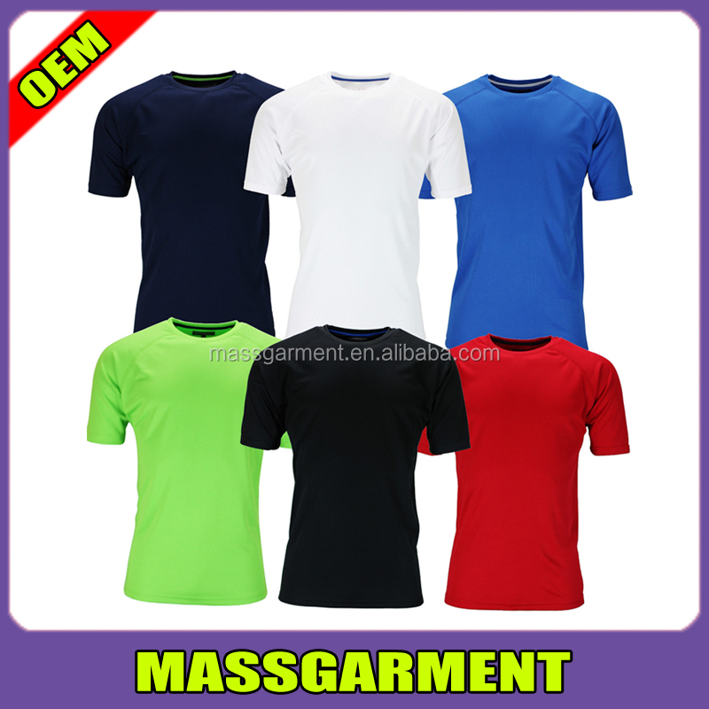 New Mens Breathable Cool Dry Running Gym Sports Performance T Shirt