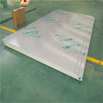Eco friendly waterproof insulation pu wall sandwich panel for Eco friendly house insulation
