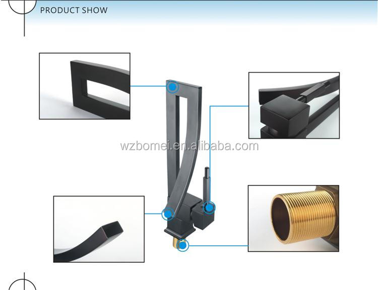 new design oil rubbed bronze faucet wholesale