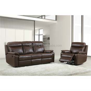 Novelty Products For Sell Wood Frame Leather Sofa For House
