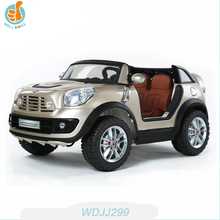 WDJJ299 Licensed BMW MINI Beachcomber Electric Car For Kids With Remote Control, CE Approved, Big Two Seats Fashion Toy