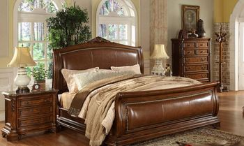 Luxury Royal Bedroom Furniture Set From Goodwin