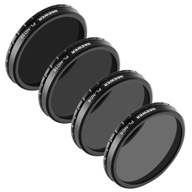 Meijunter Lens Filter Kit for DJI Mavic 2 Pro Polarizer Lens Filter Star MCUV CPL ND4//8//16//32//64 ND4PL//8PL//16PL//32PL//64PL for DJI Mavic 2 Pro
