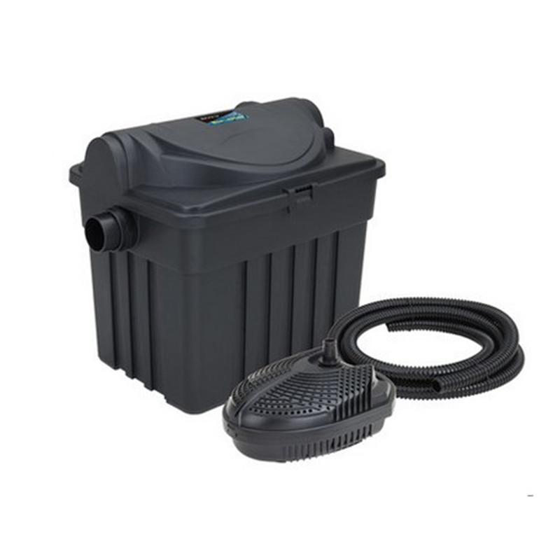 BOYU YT9000 YT-9000 YT 9000 Courtyard pond biochemical filter water purification equipment filter box ultraviolet <strong>sterilization</strong>