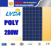 High Quality Poly Solar Panel Made In Japan With Low Price 280w poly solar panel 60pcs cells