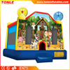 high quality Funny Farm inflatable Bounce House, wholesale inflatable jumper trampoline, inflatable bouncer for sale