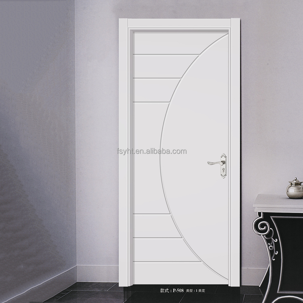 Doors Price Oppein Wood Veneer Swing Wooden Classic