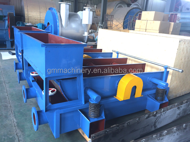 China Paper Machine Vibrating Screen Machine Price