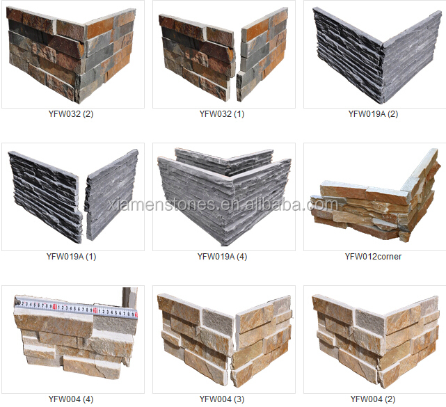 Slate Wall Cladding,slate Exterior Wall Covering,Slate Wall Panel