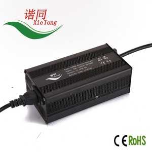 C600B 24V 36V 48V 60V 72V 6A 8A 9A 10A 12A 18A li-ion lifepo4 lead acid battery charger