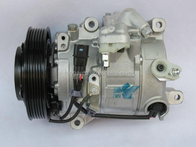 Ac Conditioner Conditioning 7sbu17c Compressor For Honda Acura 3.5 ...