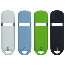 Matt Rubber Coated Usb Flash Drive Memory Stick Made In China