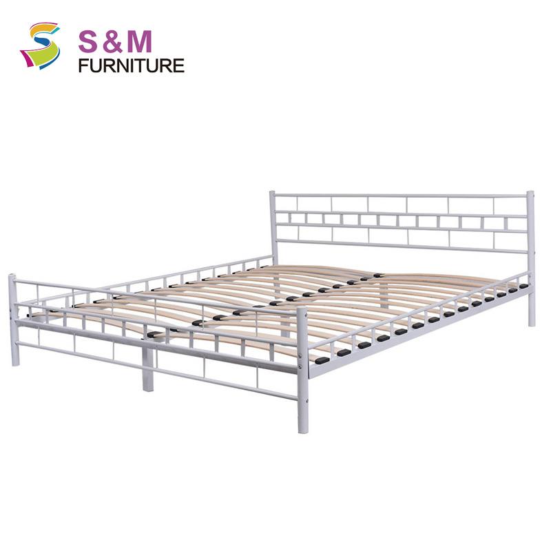 Moderna Dormir Adultos Cama De Metal Base De Diseño Para La Venta ...