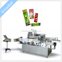 Low price and high quality automatic ice cream packaging equipment