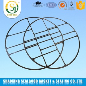 Factory customized stainless steel Metal Jacket graphite Gasket